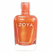 Zoya orange ginger